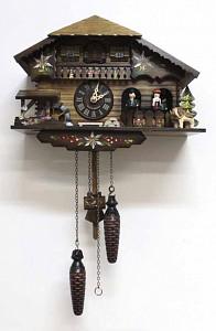 Настенные часы (24x15x32см) SARS 0401-8MT