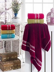 Набор из 6 банных полотенец (70x140 см) Miland