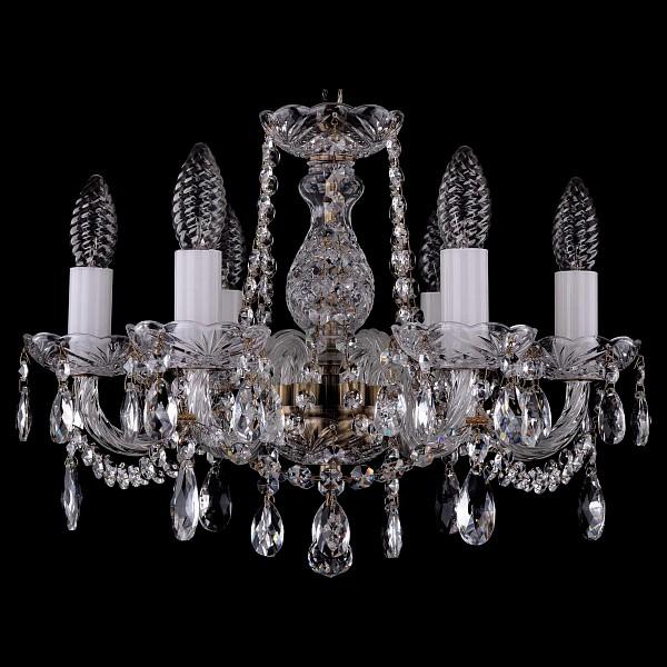 Подвесная люстра 1402/6/141/Pa Bohemia Ivele Crystal  (BI_1402_6_141_Pa), Чехия