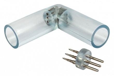Соединитель лент угловой жесткий 124-321