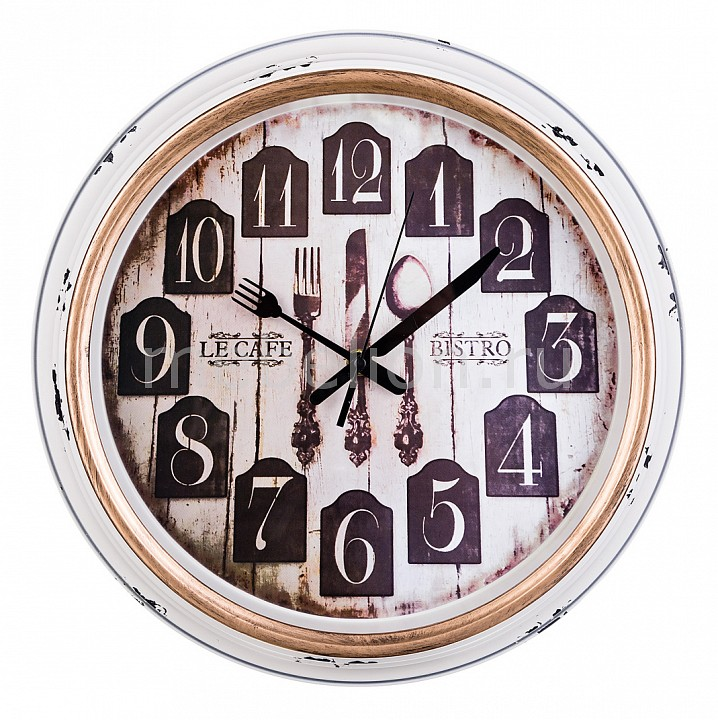 Настенные часы АРТИ-М (36 см) Кухня мира 220-285 настенные часы lefard кухня мира 220 285 диаметр 36 см