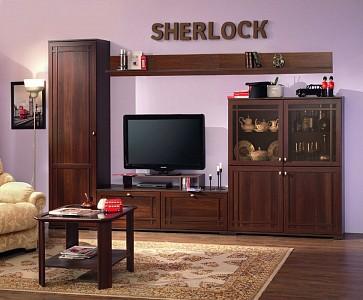 Стенка для гостиной глубиной 40 см Sherlock GLZ_24969_system