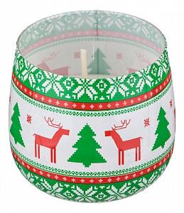 Свеча ароматическая (8x7 см) Sweet Christmas 348-471