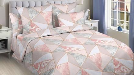 Комплект постельного белья Иллюзия Евро