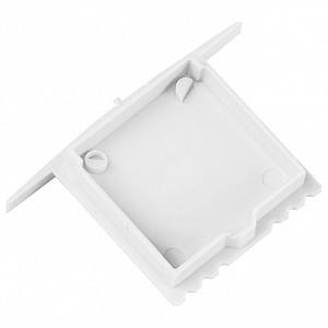 Заглушка для профиля для профиля CAP18501 CAP18501RAL9003
