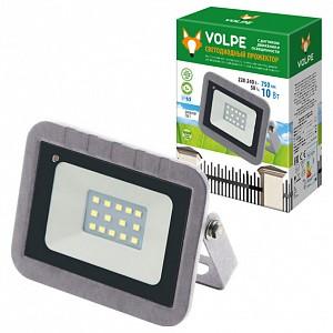 Светильник на штанге ULF-Q592 ULF-Q592 10W/DW SENSOR IP65 220-240B SILVER картон
