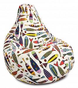Кресло-мешок Рыбки XL