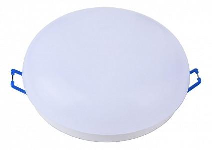 Встраиваемый светодиодный светильник Plastic MY_DL297-6-6W-W