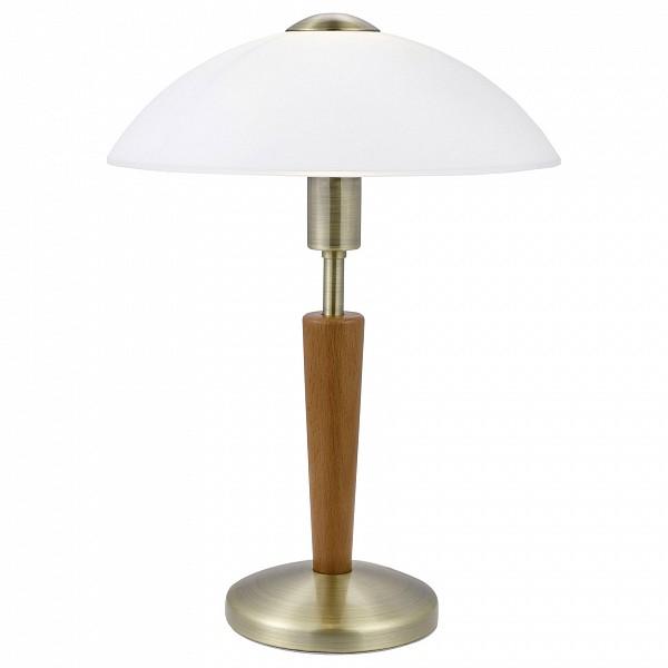 Настольная лампа декоративная Solo 1 87256 EG_87256