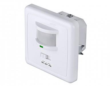 Датчик движения SNS-M-01 9m 1-1,8m 1200W IP20 160 Белый
