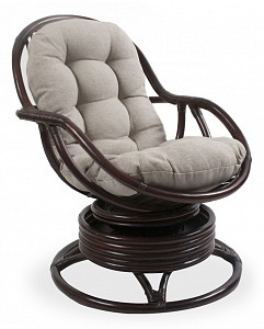 Кресло-качалка Kara Ми с подушкой