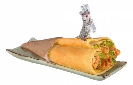 Статуэтка (10x4.5x5.5 см) Кошки-мышки 450-741