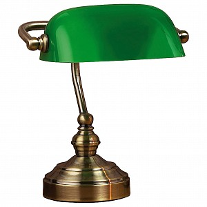 Настольная лампа офисная Bankers105930