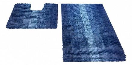 Набор из 2 ковриков для ванной 6127