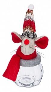 Мягкая игрушка (7x17 см) Веселые мышки 855-109
