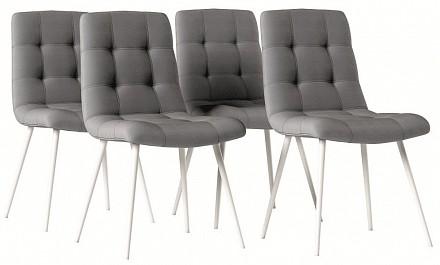Набор из 4 стульев Милан