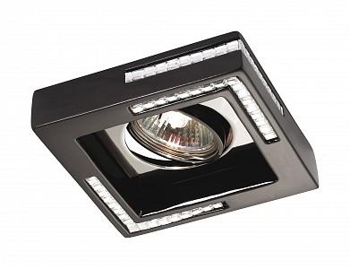 Встраиваемый светильник черного цвета Fable NV_369844