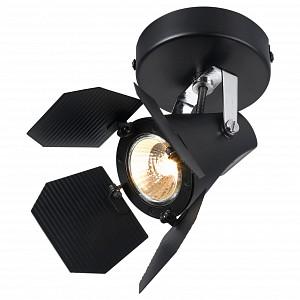 Спот 1 лампа Cinema AR_A3092AP-1BK