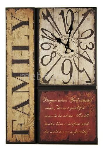Настенные часы Акита (30х45 см) 50568 цена и фото