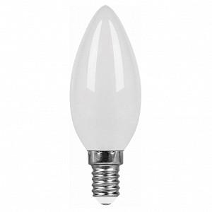 Лампа светодиодная LB-58 E14 220В 5Вт 2700K 25647