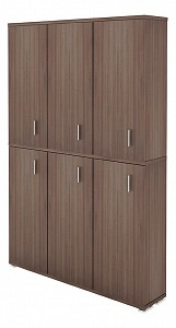 Шкаф книжный Домино ПУ-40-4