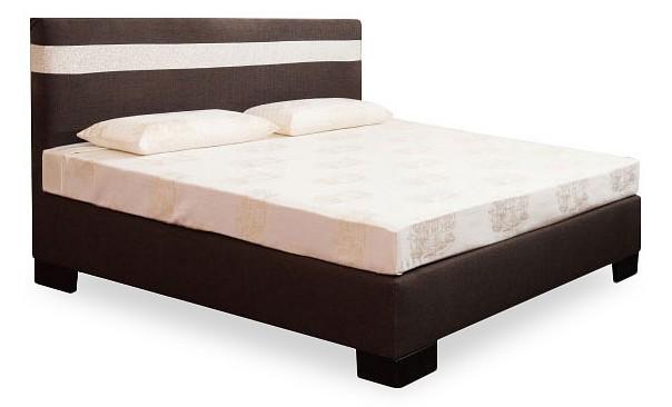 Кровать двуспальная с матрасом и топпером London 01.6 2000x1600