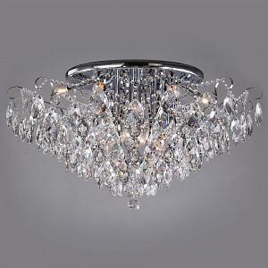 Хрустальная люстра Crystal Eurosvet (Китай)