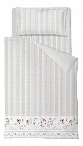 Комплект постельного белья в кроватку Ежи OTK_C611