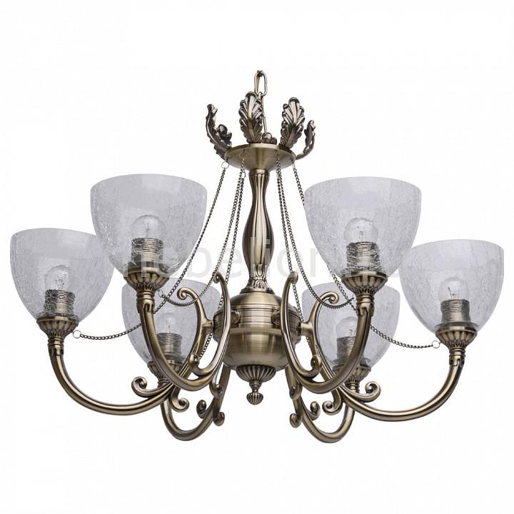 Купить Подвесная люстра Аманда 481011506, MW-Light