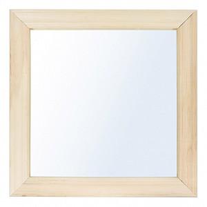 Зеркало настенное (30x30 см) Банные штучки 32517 32517