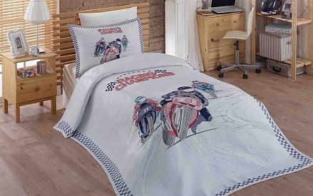 Комплект с покрывалом полутораспальный LE-MAN