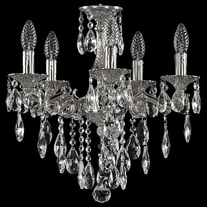 Хрустальная люстра 7202 Bohemia Ivele Crystal (Чехия)