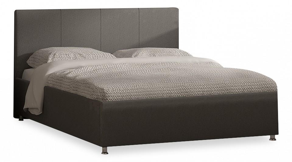 Кровать двуспальная с матрасом и подъемным механизмом Prato 160-200