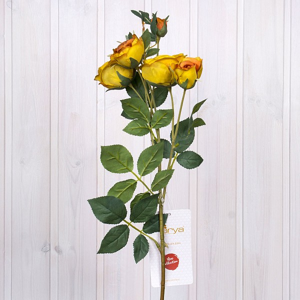 Цветок ( 72 см ) Чайная роза 8680943066046 фото