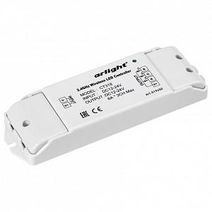 Контроллер-регулятор цвета RGB CT318 (12-24V, 216-432W)