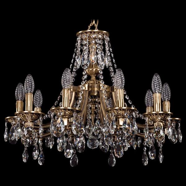 Подвесная люстра 1771/10/190/A/FP Bohemia Ivele Crystal  (BI_1771_10_190_A_FP), Чехия