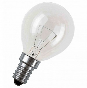 Лампа накаливания E14 220В 40Вт 2700K 4008321788702