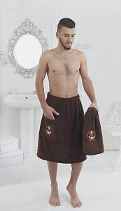 Набор для бани мужской PAMIR