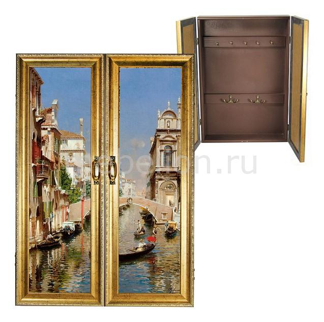 Ключница Акита (32х46 см) Венеция 311-9 yoursfs золотой 9