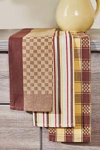 Набор из 3 полотенец для кухни НП38540603