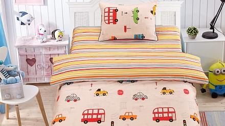 Комплект постельного белья в кроватку Трафик SDM_4627142390965