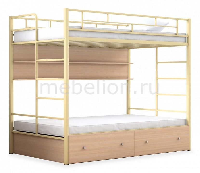 Кровать двухъярусная Валенсия Твист 120