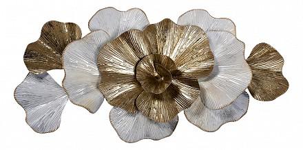 Фигура настенная (67x42.5 см) Цветы 37SM-0659