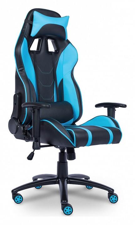 Кресло игровое Lotus S16 Blue