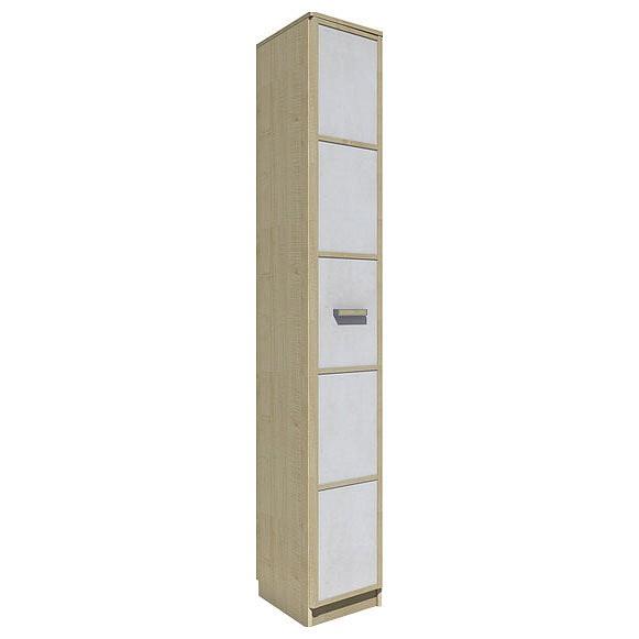 Шкаф для белья Фанк НМ 013.05-01