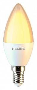 Лампа светодиодная [LED] Remez E14 7W 3000K