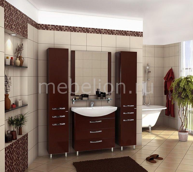Гарнитур для ванной Акватон Ария 80Н