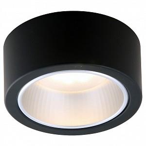 Накладной светильник Effetto A5553PL-1BK