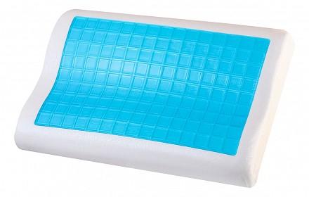 Подушка ортопедическая (30х50х10 см) Memory Foam