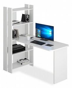 Стол угловой компьютерный Домино Lite MER_STL-OV-S120RPryam_bez_tumby_BE